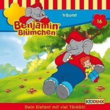 Benjamin träumt (Benjamin Blümchen 16) Hörspiel von Elfie Donnelly Gesprochen von: Edgar Ott, Frank Schaff-Langhans, Joachim Nottke