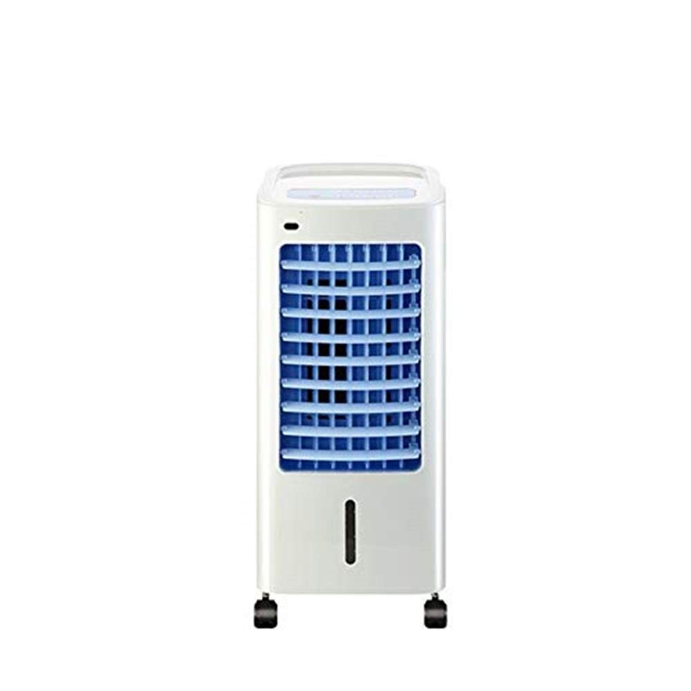 Xxyk Household air Cooler Portable Evaporative Air Conditioner Tower Cold Air Cooler Fan Mobile Air Conditioning Remote Control Rapid Cooling Timing