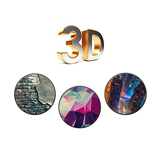 Funda Huawei Honor 6, FUBAODA [Flor rosa] caja del teléfono elegancia contemporánea que la manera 3D de diseño creativo de cuerpo completo protector Diseño Mate TPU cubierta del caucho de silicona sua pic: 02