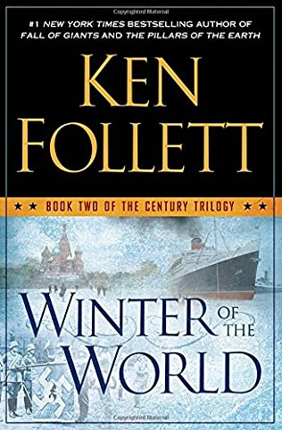 book cover of Winter of the World