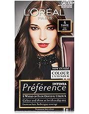L'Oréal Paris Préférence Permanent Hair Colour - 4 Tahiti (Intense, Fade-Defying Colour)