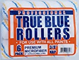 "True Blue Professional 9"" Paint Roller Covers, Best"