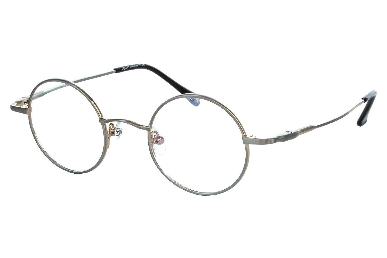 Amazon.com: John Lennon Walrus Mens Eyeglass Frames - Tortoise/Matte ...
