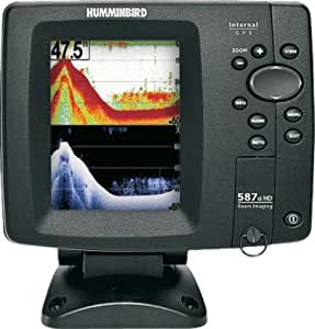 Humminbird 4084801  587Ci HD DI Combo DualBeam Fishfinder and GPS (Discontinued by Manufacturer)