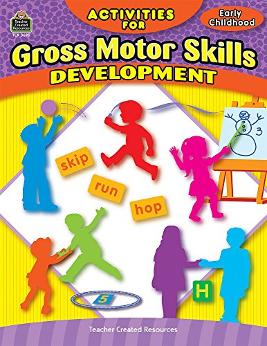 Activities for Gross Motor Skills Development Early Childhood