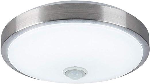 ZHMA Sensor de movimiento Sensor de cuerpo de lámpara de techo de ...