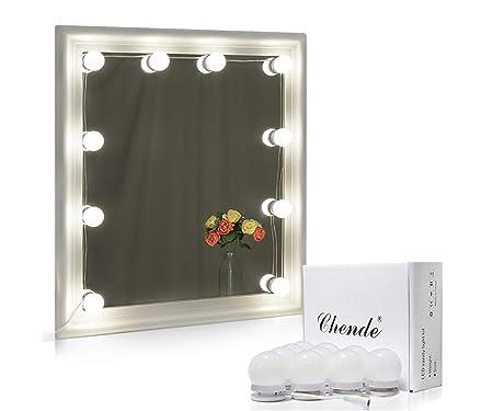 Chende Hollywood Style LED Vanity Mirror Lights
