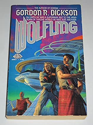 book cover of Wolfling