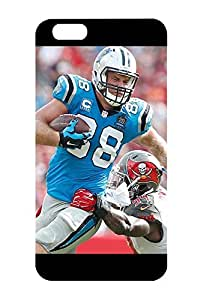 Iphone 6 Plus 5.5 Inch Case,Famous Star Carolina Panthers Greg Olsen Nfl Player Series Case