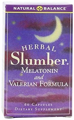 Natural Balance: Herbal Slumber, 60 caps