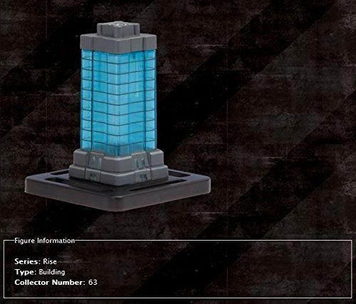 Monsterpocalypse - Building - Downtown High-Rise - Rise .HN#GG_634T6344 G134548TY45862 ()