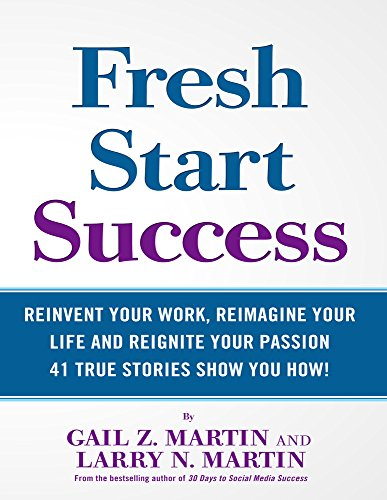 Fresh Start Success Reinvent Reimagine ebook