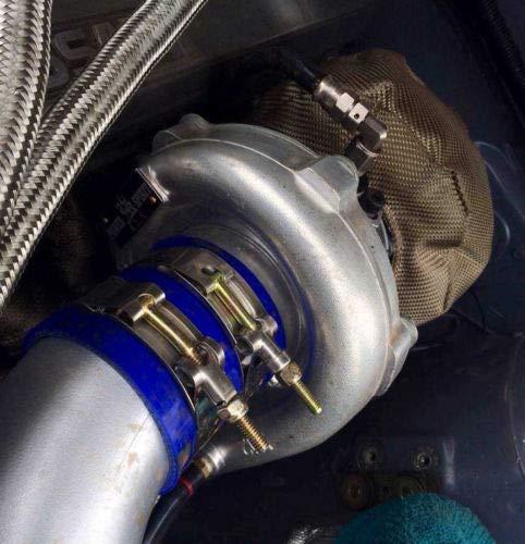 New T3/Titanium Turbo coperta scudo termico di barriera Turbo charger cover Wrap