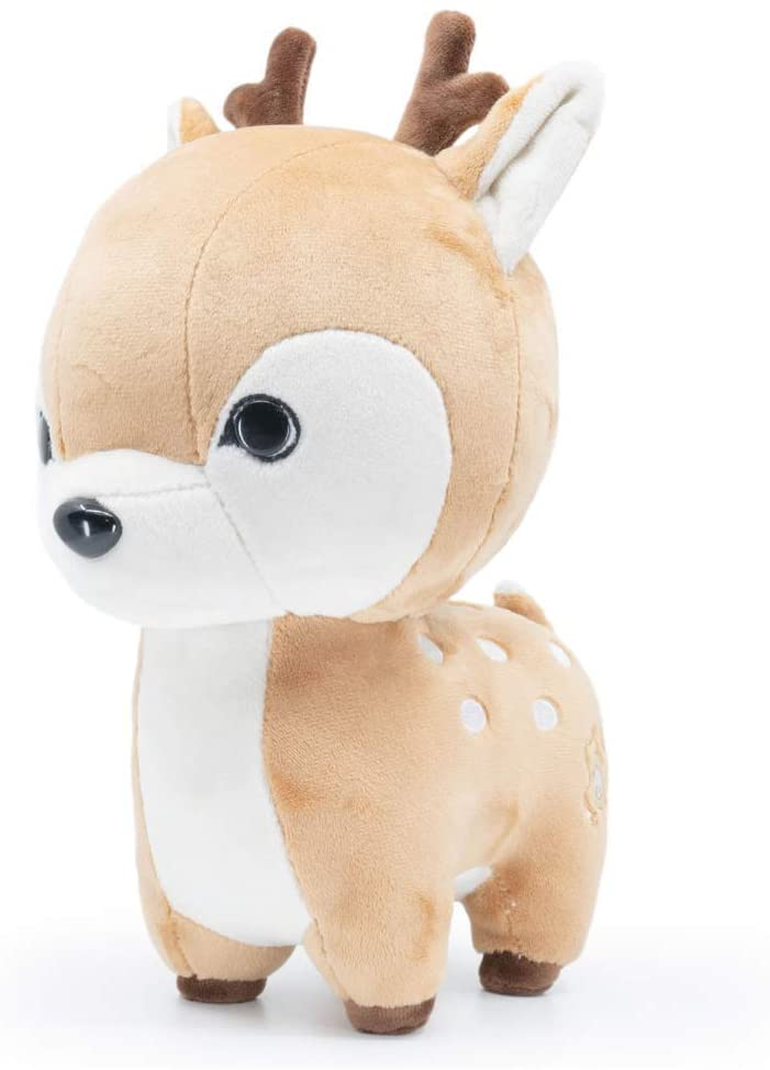 Bellzi Deer Cute Stuffed Animal Plush Toy - Adorable Soft Woodland Deer Toy Plushies and Gifts - Perfect Present for Kids, Babies, Toddlers - Deeri