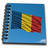 3dRose db%5F157073%5F3 Flag of Romania O