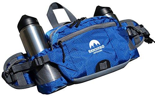 Sendero Fanny Pack / Waist Bag for Walking, Hiking for Women, Men, Children, Plus - Sunglasses In Best To Run