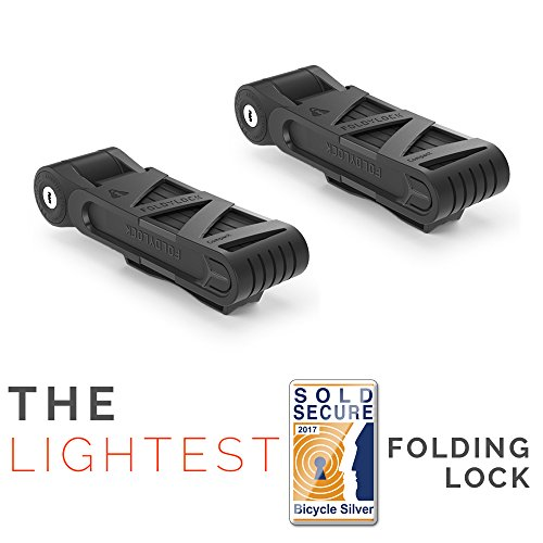 """FOLDYLOCK Compact Bike Lock 