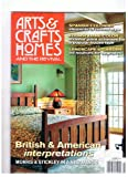 exterior color schemes Arts & Crafts Homes and Th Revival Magazine Summer 2012 Spanish Colonial,british & American Interpretations- Morris & Stickley in a New Manor, Landscape & Garden, Foursquare Color- Exterior Paint Schemes