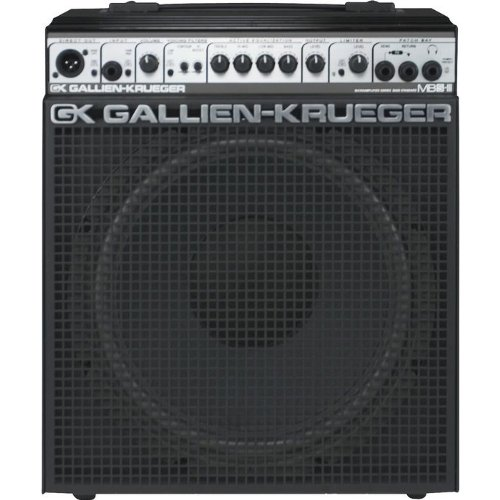 Gallien-Krueger MB150S/112 Bass Guitar Combo (150 Watt) by Gallien-Krueger
