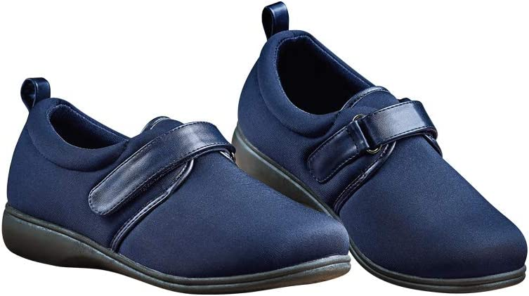 Casual Shoes Navy 9.5 X-Wide US Women