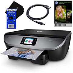 Get true-to-life photos and increased versatility with the HP ENVY Photo 7120 All-in-One Printer!! Produce authentic colors, and set up, connect, and print right from your mobile device. Go from memory card to photo printout with ease. True-t...