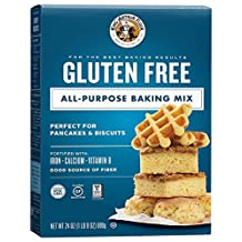 King Arthur Flour Gluten-Free All-Purpose Baking Mix (Pack of 6)