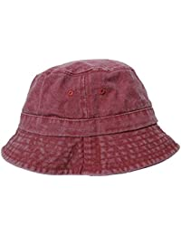 f7c317bfaad Bucket Hats Washed Cotton (Camouflage + Solid Color Styles- L XL Sizes)