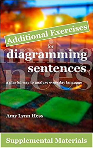 Additional exercises for diagramming sentences a playful way to additional exercises for diagramming sentences a playful way to analyze everyday language kindle edition by amy lynn hess reference kindle ebooks fandeluxe Images
