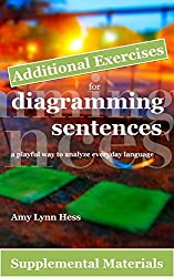 Additional Exercises for Diagramming Sentences: A Playful Way to Analyze Everyday Language (English Edition)
