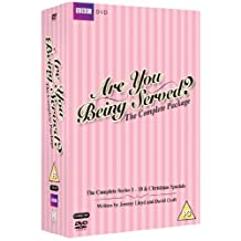 Are You Being Served? - Complete Box Set