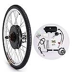 Sfeomi 36V 500W 26'' Kit di Conversione Bici Elettrica Controllo Mozzo Motore Hub E-Bike Ruota Bicicletta Regolatore di velocità