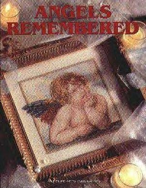 Free Counted Cross Stitch Patterns - Angels Remembered - Counted Cross Stitch Pattern Book