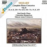 Mozart: Piano Concertos Nos. 6, 8 And 19