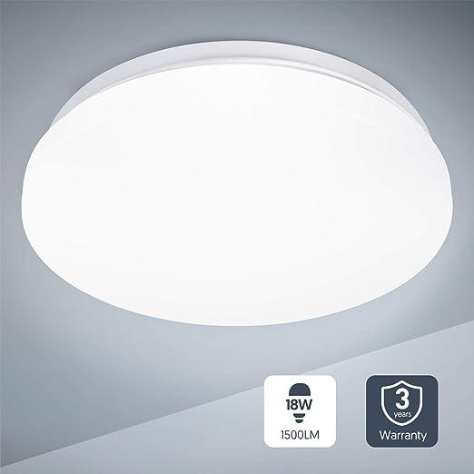 Led Deckenlampe In Weiss Led Deckenlampen Led Und Led Leuchten