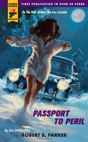 book cover of Passport to Peril
