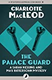Front cover for the book The Palace Guard by Charlotte MacLeod