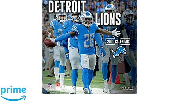 detroit lions 2020 schedule