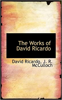 Book The Works of David Ricardo