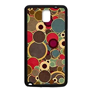 Artistic aesthetic circle fashion phone case for samsung galaxy note3
