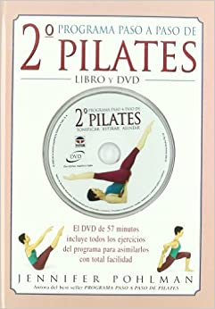 Descargar Libros Gratis Para Ebook 2b: Programa Paso A Paso De Pilates - Libro Y Dvd Falco Epub