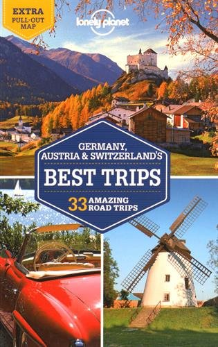 Lonely Planet - Germany, Austria & Switzerland's Best Trips (Travel Guide) - 1st Edition (2016) (EPUB)