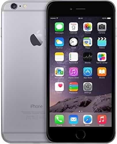 Apple iPhone 6 (GSM Unlocked), 64GB, Space Gray
