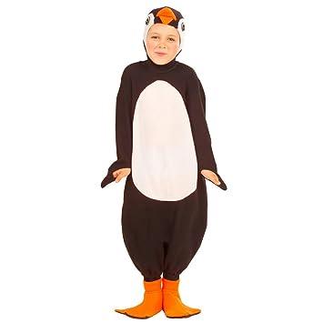 NET TOYS Disfraz de pingüino para niños Infantil Traje ...