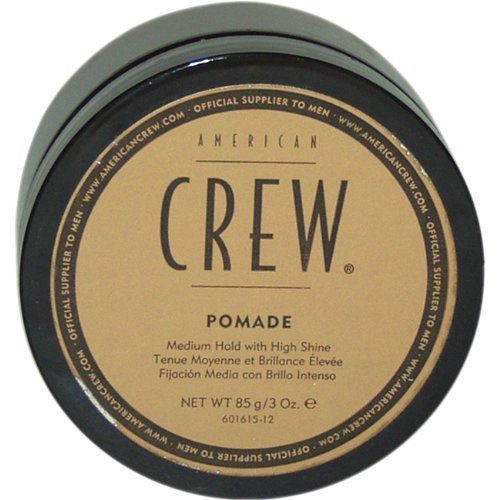 American Crew Pomade, 3.0-Ounce Jar, Packaging May Vary (Pack of 2)