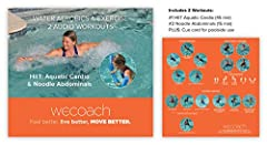 The latest audio water workout from international fitness educator Laurie Denomme will help you improve flexibility, build strength and burn massive calories. This CD includes two workouts. The first workout is HIIT: Aquatic Cardio, a 45-minu...