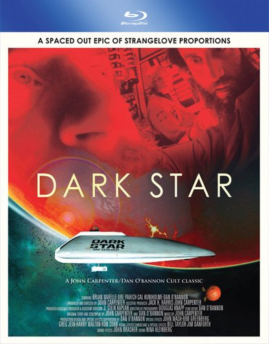 Dark Star: Thermostellar Edition (blu-Ray)
