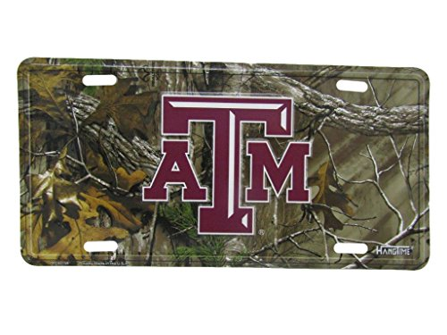 Aggies Atm - Texas A&M Aggies ATM Realtree Camouflage 6
