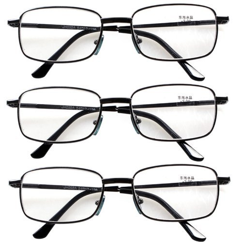 3 PRS Southern Seas Unisex Adults +1.50 Classic Everyday Reading Glasses 7 Strengths Available