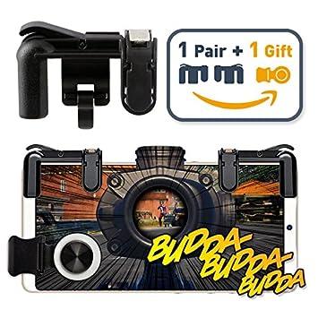 Amazon com: Keklle Mobile Game Controller L1R1 Mobile