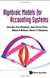 Algebraic Models for Accounting Systems, Nehmer, 9814287113